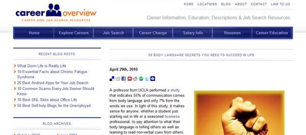 CareerOverview.com
